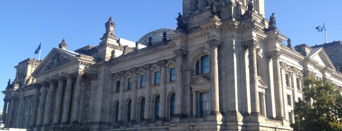 Reichstag is one of Berlin to-do list.