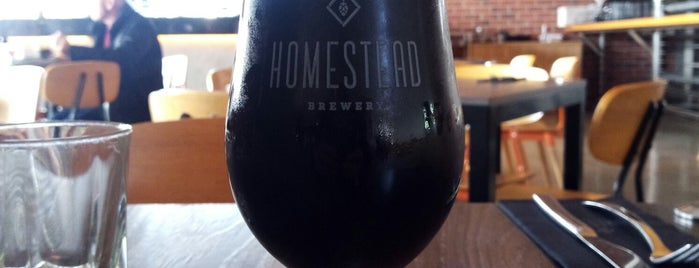 Homestead Brewery is one of Perth.