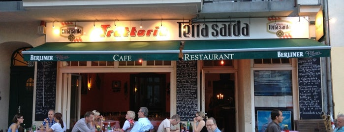 Terra Sarda is one of Berlin food.