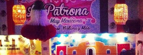La Patrona is one of Antros,bares.