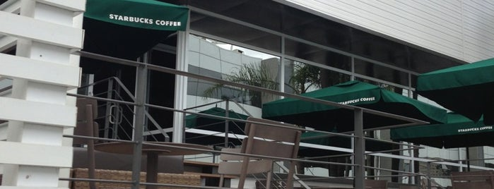 Starbucks is one of Lugares guardados de Cledson #timbetalab SDV.