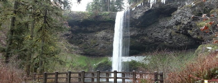 Silver Falls State Park is one of Date Ideas ~ 2.