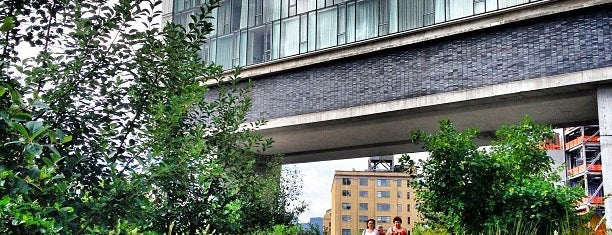High Line is one of NYC—Favorites for Tourists★.