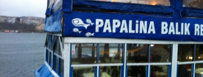 Papalina Balık Restaurant is one of oki.