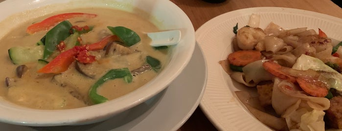 SukhoThai is one of New Orleans - to try.