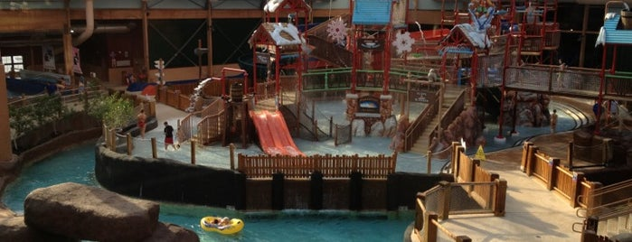 Massanutten Water Park is one of Loriさんのお気に入りスポット.