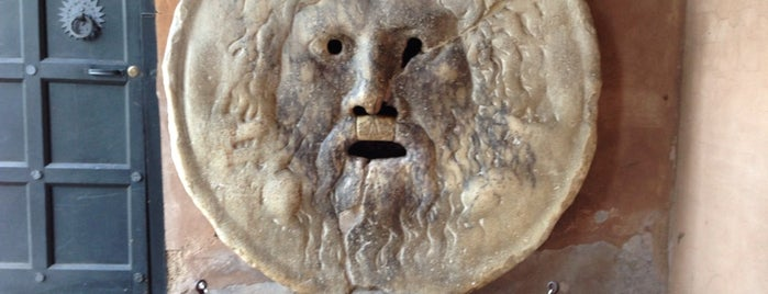Bocca della Verità is one of Roma.