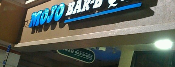 MOJO Bar B Que, A Southern Blues Kitchen is one of My trip to Florida.