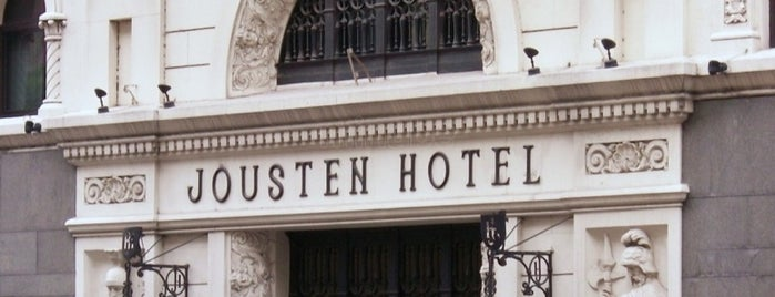 Hotel NH Collection Buenos Aires Jousten is one of Donde quedsrse.