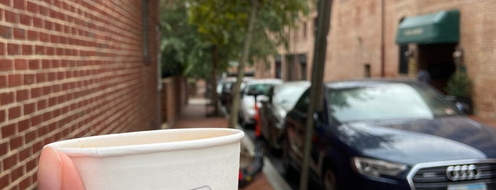 Grace Street Coffee is one of Washington DC.