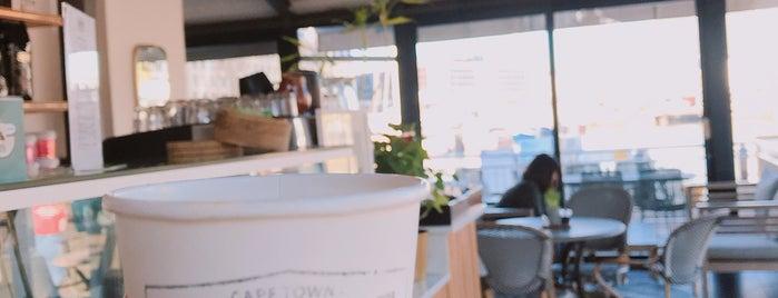 Native Coffee Roasters is one of Kiymet 님이 좋아한 장소.