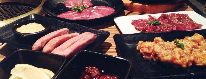 Gyu-Kaku Japanese BBQ is one of Lieux sauvegardés par Jones.