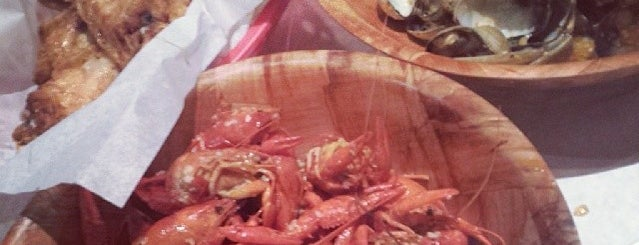 938 Crawfish is one of Bay Area.
