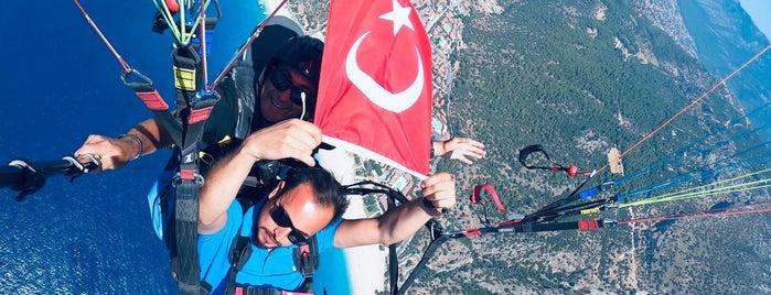 Ölüdeniz Yamaç Paraşütü Alanı is one of Likya Yolu | Lycian Way.