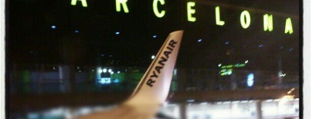 Аэропорт Барселона-Эль Прат (BCN) is one of myAirhavens.