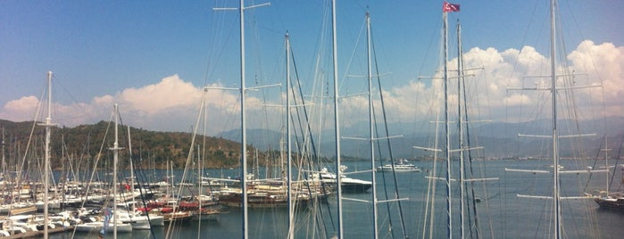 Alesta Yacht Hotel is one of Fethiye.