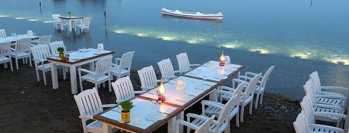 Ayana Restaurant is one of Bodrum.