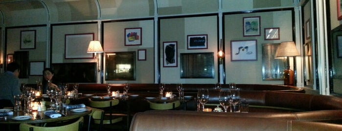 Cole's Greenwich Village is one of NYC Restaurant Master List.