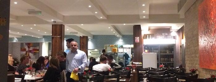Turkish Kitchen is one of Orte, die Adam gefallen.