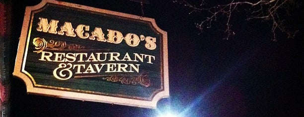 Macado's Restaurant and Bar is one of Boone's Finest!.