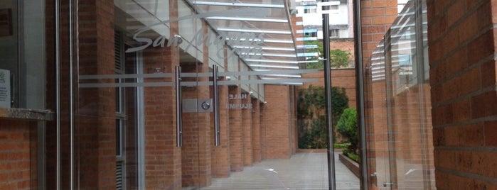 San Marcos Club is one of Vivir Mejor.