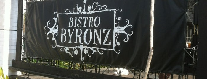 Bistro Byronz is one of Baton Rouge Restaurants.