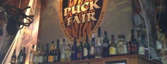 Puck Fair is one of Whisky Bars @ NYC & Boston.