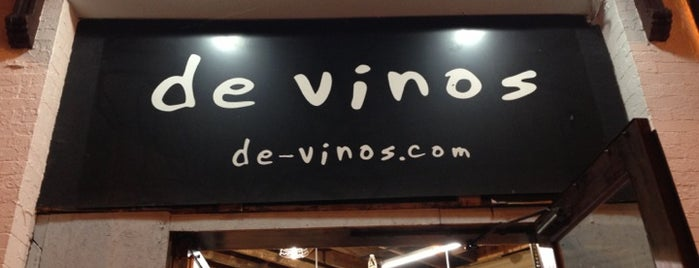 De Vinos is one of Best of D.C..