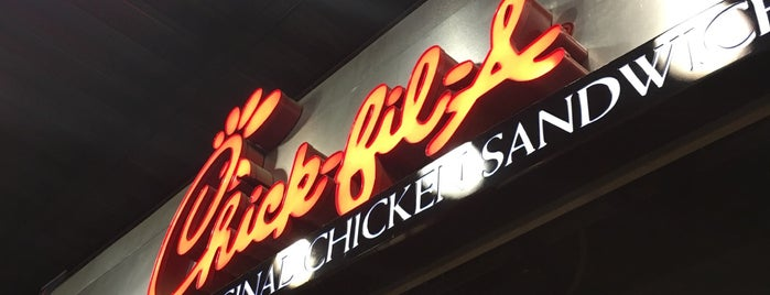 Chick-fil-A - Turner Field is one of Locais Especiais.