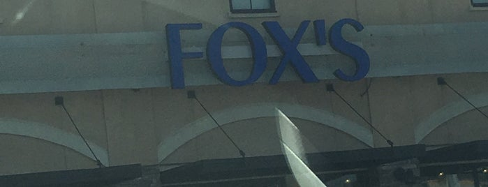 Fox's of Atlanta is one of Lashondra's Liked Places.