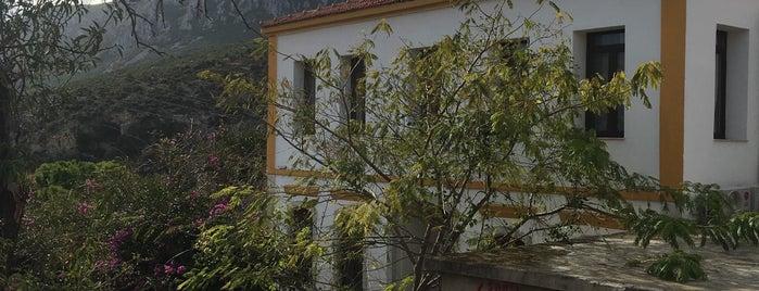 Saklı Konak is one of สถานที่ที่บันทึกไว้ของ Emre.