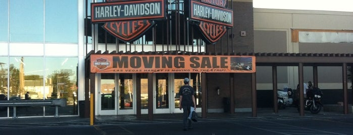 Las Vegas Harley-Davidson is one of Alessandroさんのお気に入りスポット.