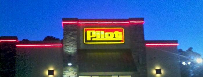 Pilot Travel Centers is one of Orte, die Mario gefallen.
