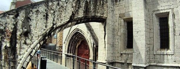 Elevador de Santa Justa is one of 101 coisas para fazer em Lisboa antes de morrer.