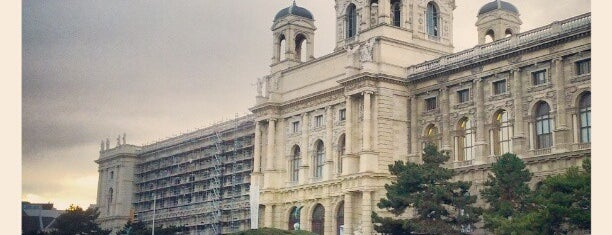 Naturhistorisches Museum is one of Must-Visit ... Vienna.