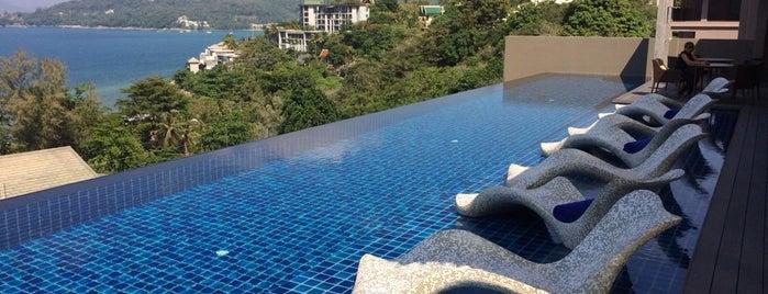 Hyatt Regency Phuket Resort is one of Gespeicherte Orte von Special Agent.