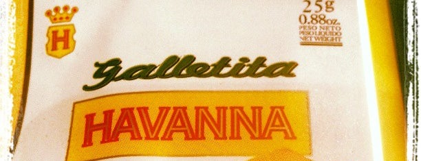 Havanna is one of Break, coffee break Rosario.