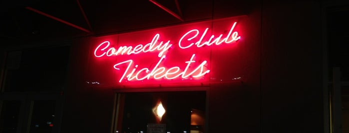 Laugh Out Loud Comedy Club is one of Lilith'in Kaydettiği Mekanlar.