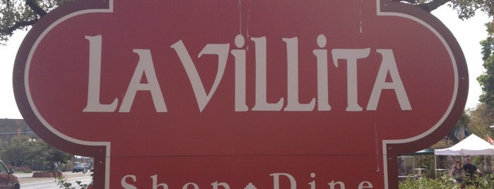 La Villita is one of Texas.