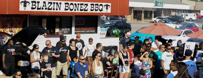Blazin Bones BBQ is one of All-time favorites in United States.