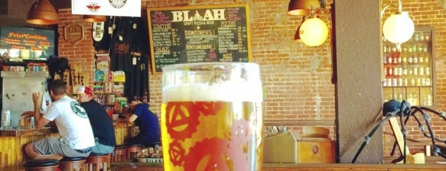 Blind Lady Ale House is one of Bikabout San Diego.