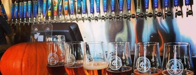 Ballast Point Tasting Room & Kitchen is one of SD List.