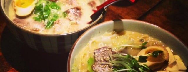 Tajima Ramen House is one of Foodie Finds.
