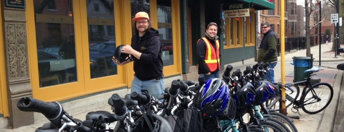 Bobby's Bike Hike is one of Chicago, baby!.