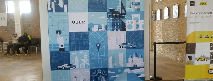 uber chicago is one of Lugares favoritos de Alberto J S.