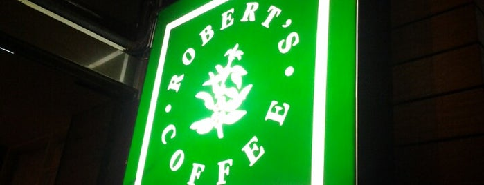 Robert's Coffee is one of All-time Favorites.