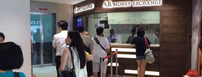 A.R. Money Exchange is one of Posti che sono piaciuti a MAC.