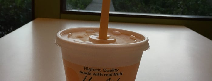 Smoothie Factory is one of India.