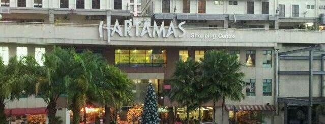 Hartamas Shopping Centre is one of Orte, die sh gefallen.