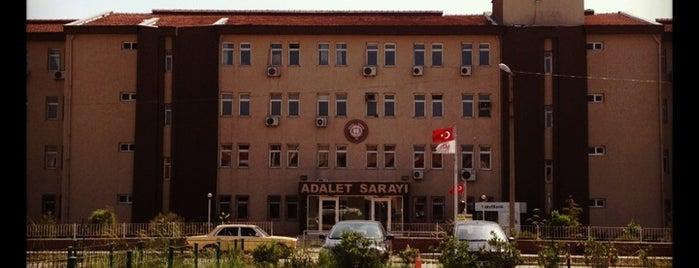 Bandırma Adalet Sarayı is one of Gezgin Hukukçular Kulübü.